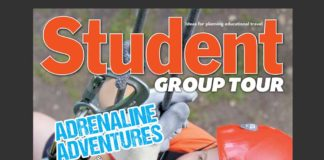 April 2018 Student Group Tour magazine