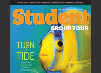 August 2018 Student Group Tour magazine