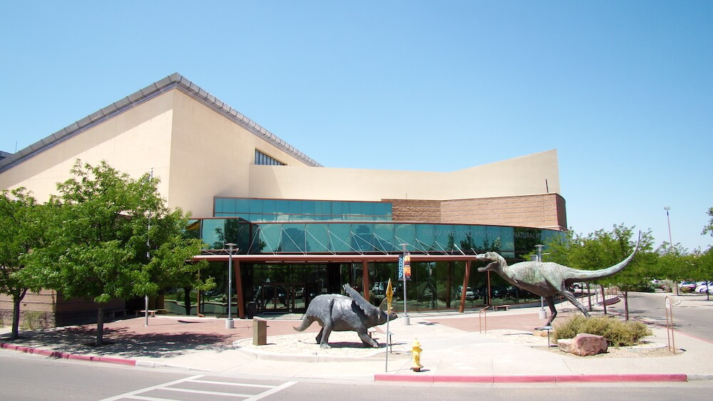 New Mexico Museum of Natural History & Science, Albuquerque, N.M.