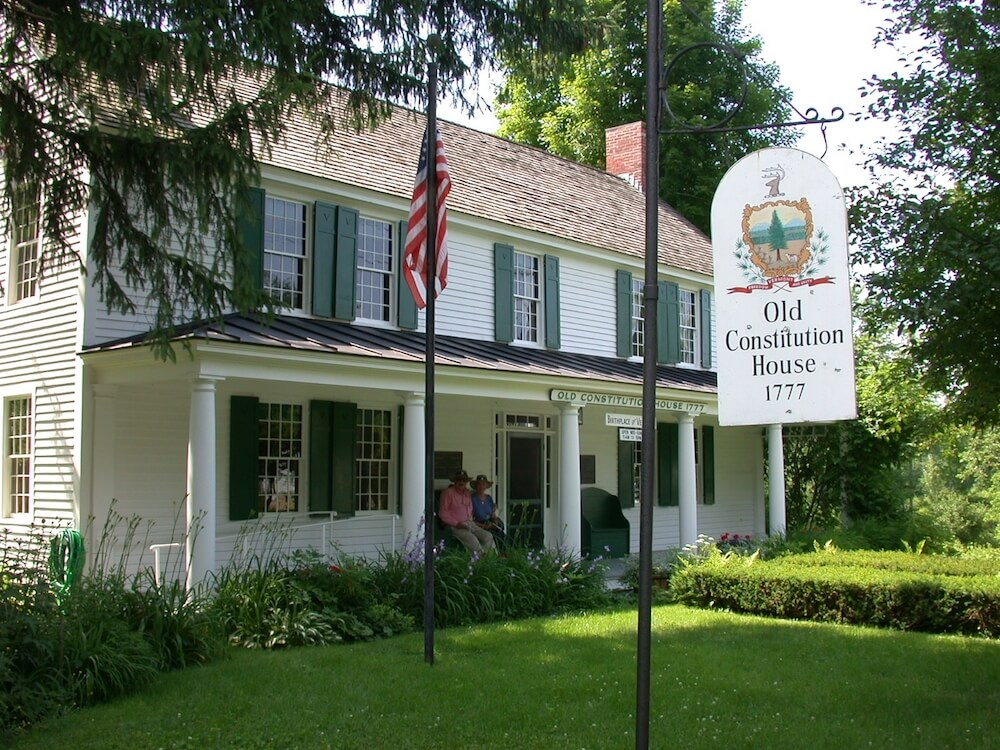 Old Constitution House State Historic Site Vermont