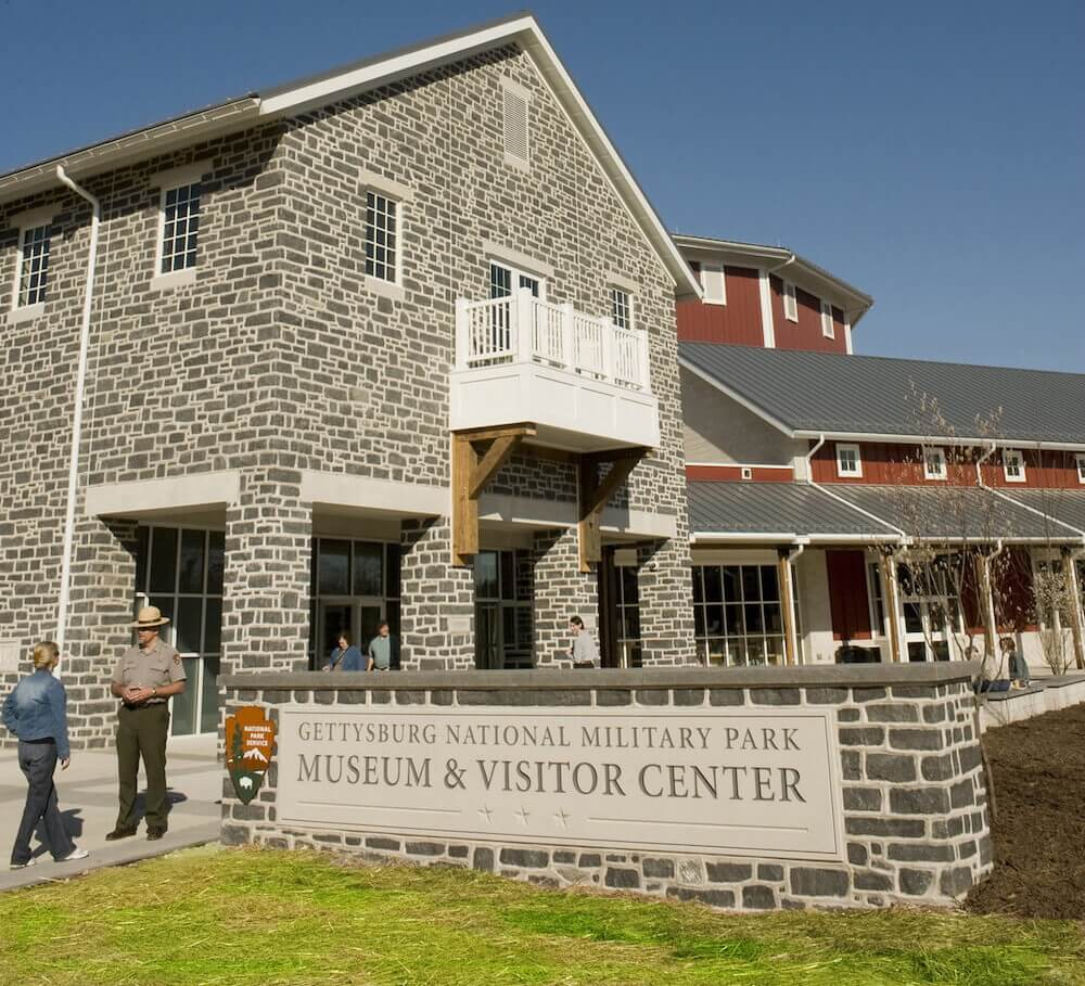 Gettysburg National Battlefield Museum and Visitor Center