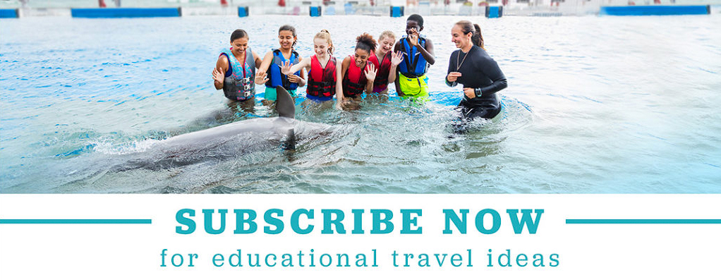 Subscribe to Student Group Tour magazine