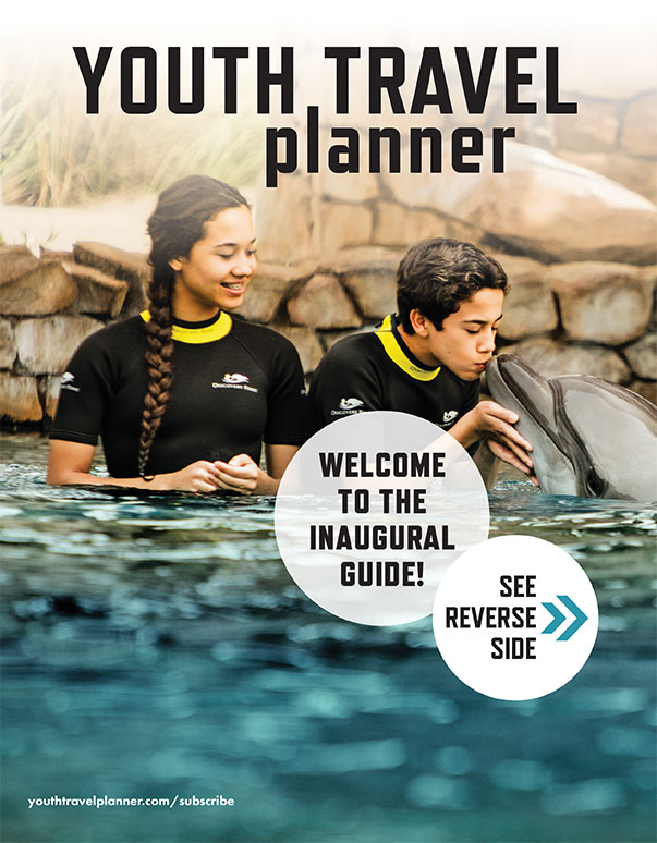 Youth Travel Planner, Fall 2021